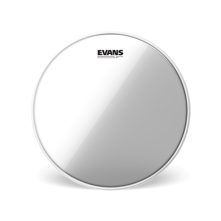 "Evans - 500 Clear 14"" Snare Side Drum Head-Percussion-Evans-Music Elements"