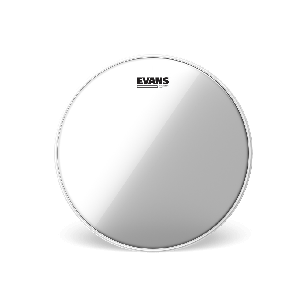 Evans - Clear 300 Snare Side Drum Heads