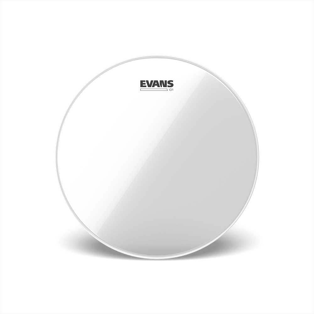 Evans - G1 Clear Drum Heads