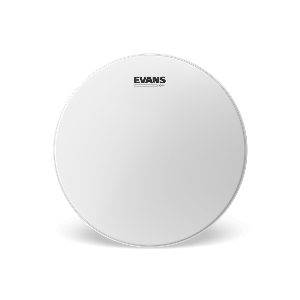 "Evans - G14 14"" Coated Drum Head"