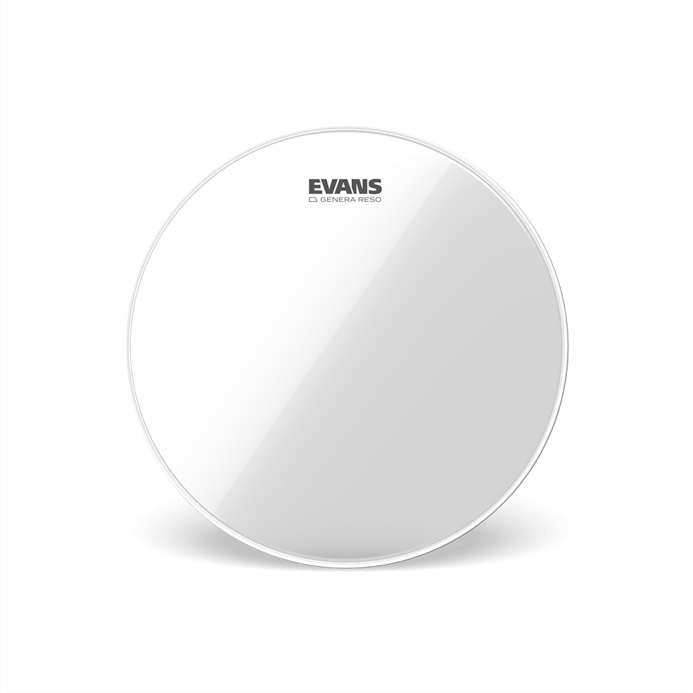 Evans - Genera Resonant Clear Drum Heads