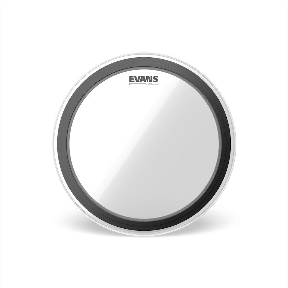 "Evans - Heavyweight 22"" Clear Batter Bass Drum Head"