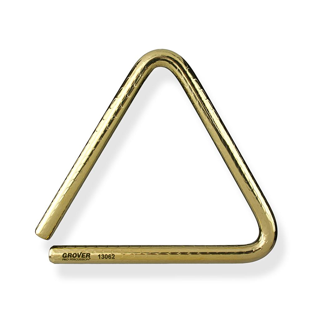 Grover Pro - Bronze Pro Hammered Triangles