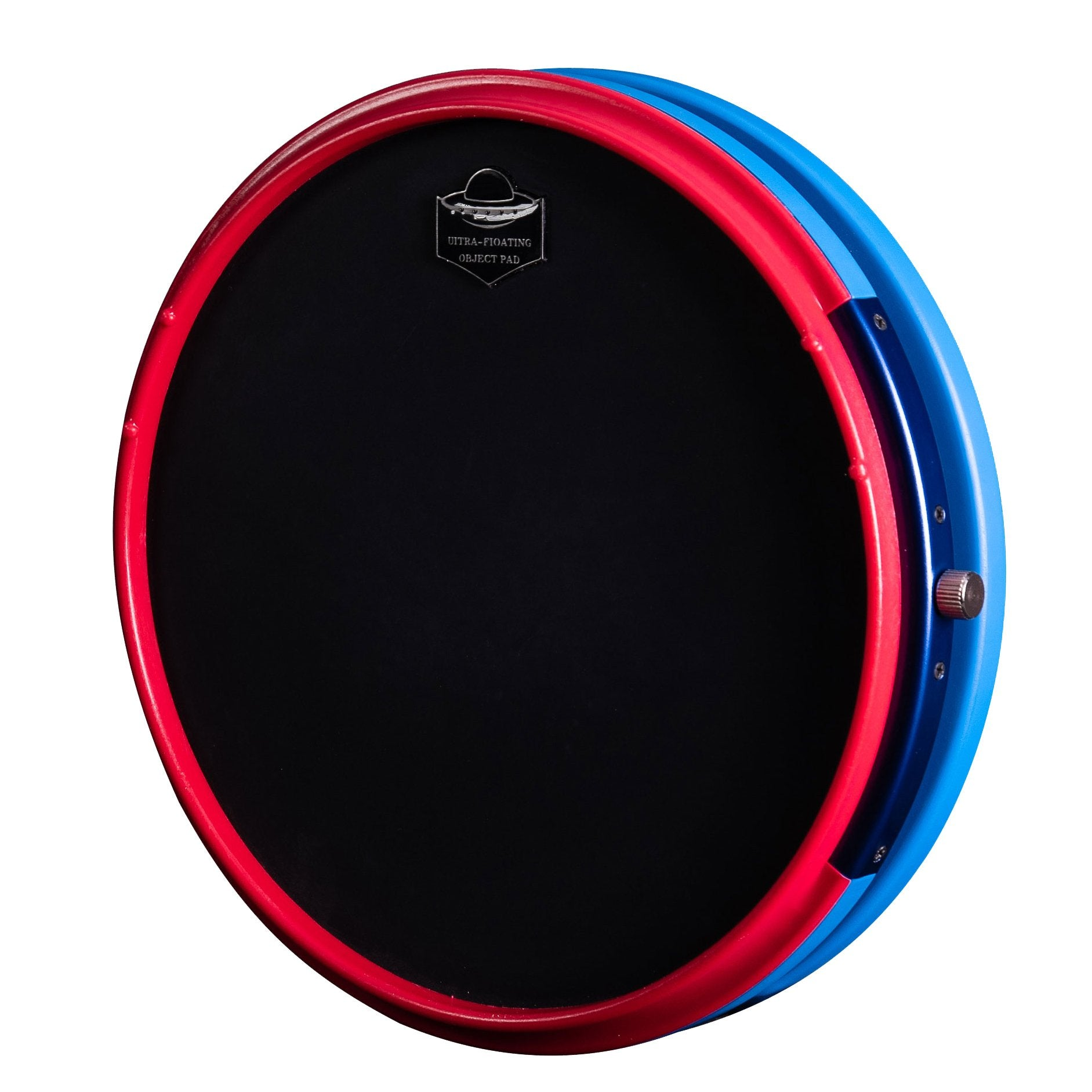 "Han Flag - 12"" Tunable Marching Drum Practice Pad-Percussion-Han Flag-Music Elements"