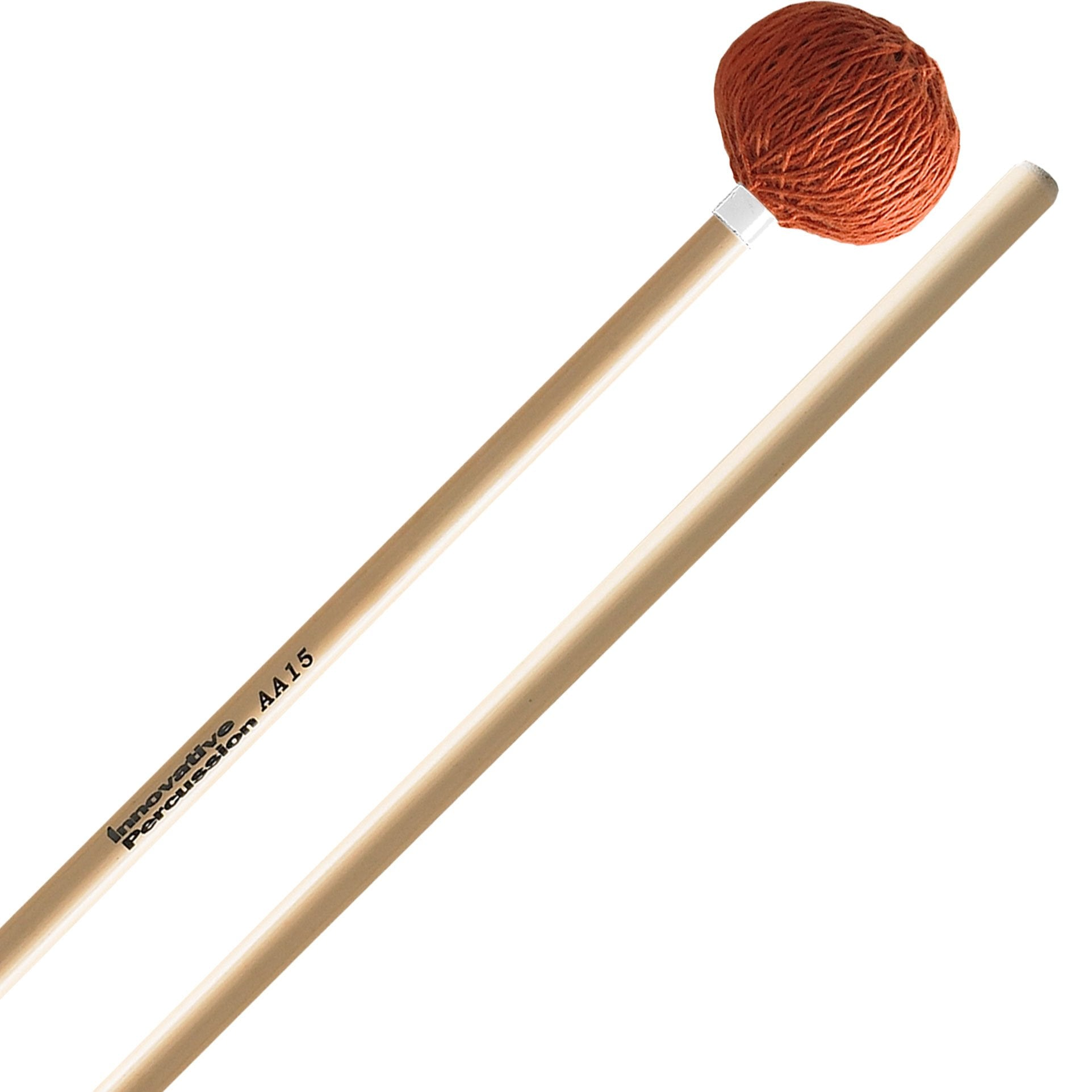 Innovative Percussion - Anders Åstrand Rattan Series Concert Vibraphone/Marimba Mallets-Percussion-Innovative Percussion-AA15 Soft-Music Elements