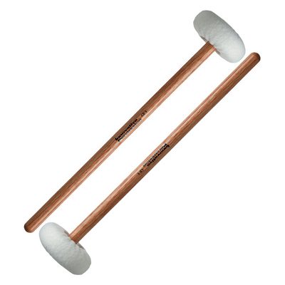 Innovative Percussion - Concert Series Bass Drum Mallets-Percussion-Innovative Percussion-CB-5 (Rollers, Pair)-Music Elements