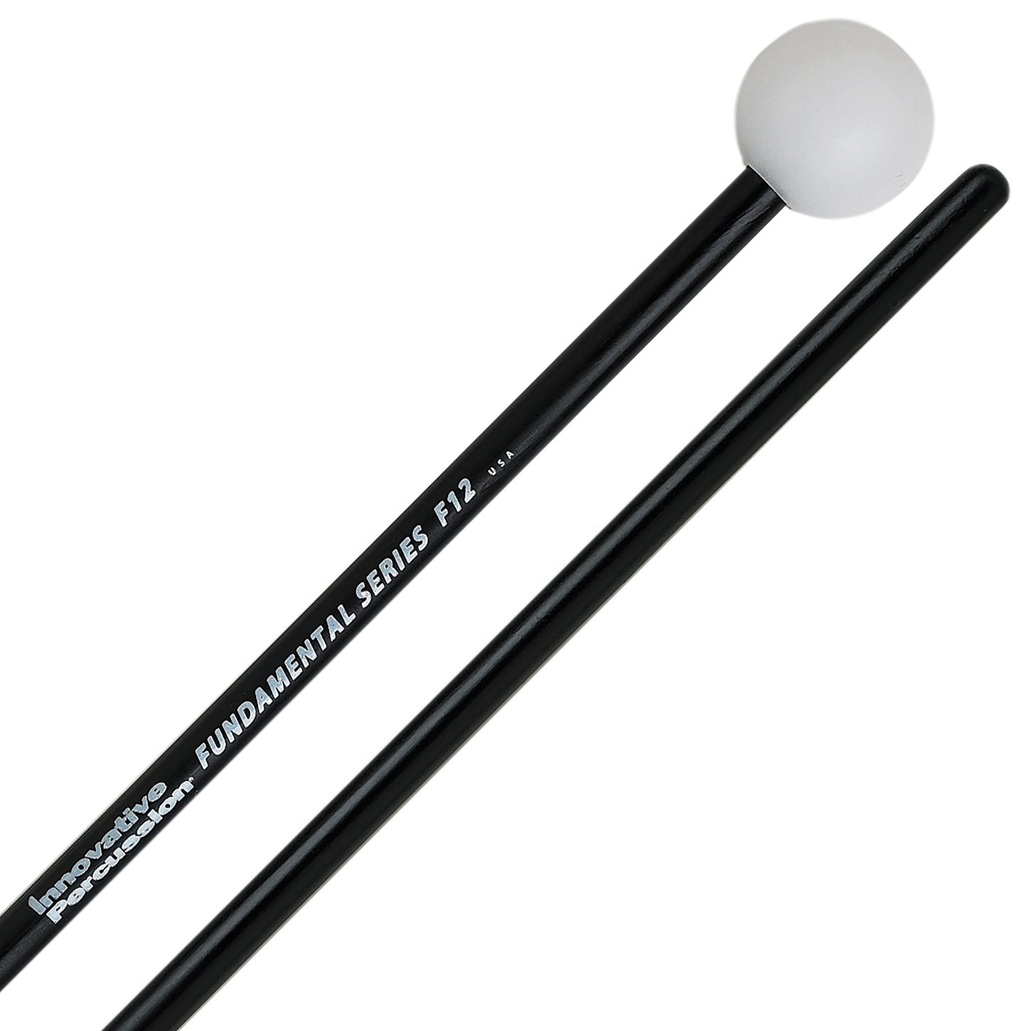 Innovative Percussion - Fundamental Series F12 Medium Hard Concert Keyboard Mallets (Birch)-Percussion-Innovative Percussion-Music Elements