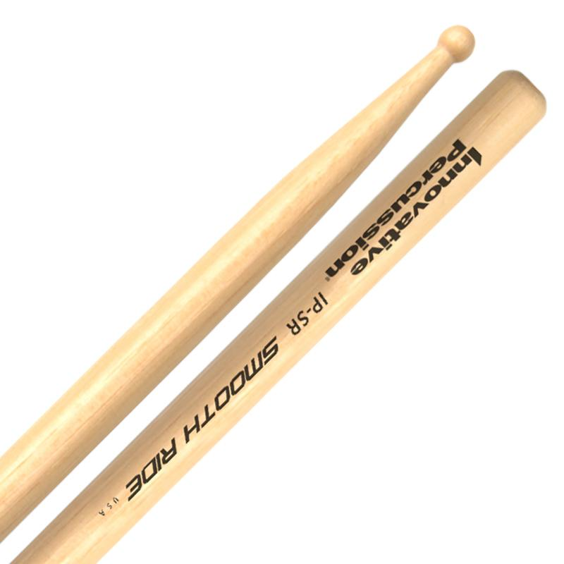 "Innovative Percussion - Innovation Series Drumset Drumsticks-Percussion-Innovative Percussion-IP-SR ""Smooth Ride""-Music Elements"