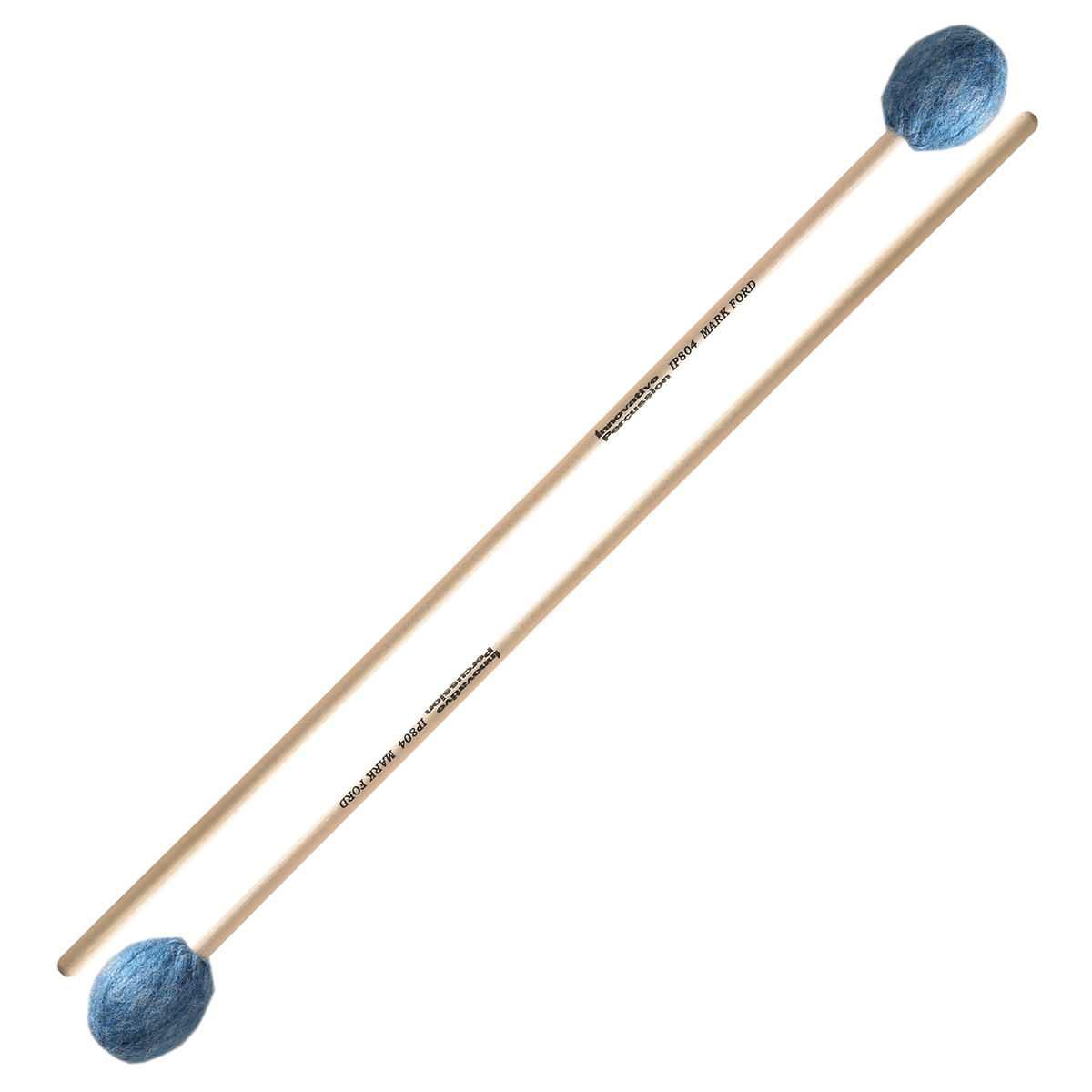 Innovative Percussion - IP804 Mark Ford Hard Legato Marimba Mallets-Percussion Accessories-Innovative Percussion-Music Elements