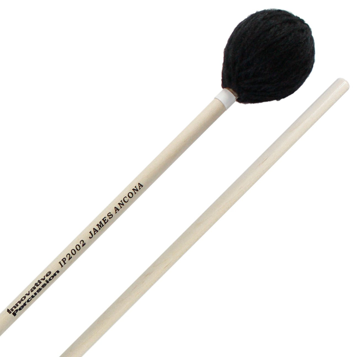 Innovative Percussion - James Ancona Series Marching Marimba/Vibraphone Mallets-Percussion-Innovative Percussion-IP2002: Soft Marimba-Music Elements