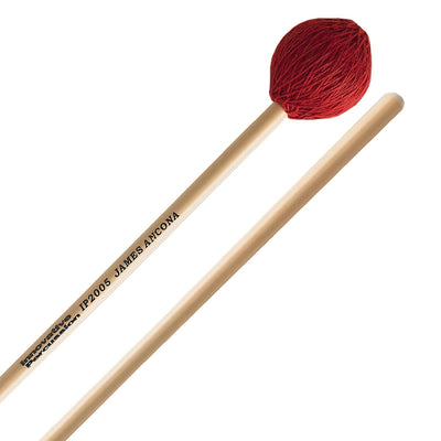 Innovative Percussion - James Ancona Series Marching Marimba/Vibraphone Mallets-Percussion-Innovative Percussion-IP2005: Medium Soft Vibraphone/Marimba-Music Elements