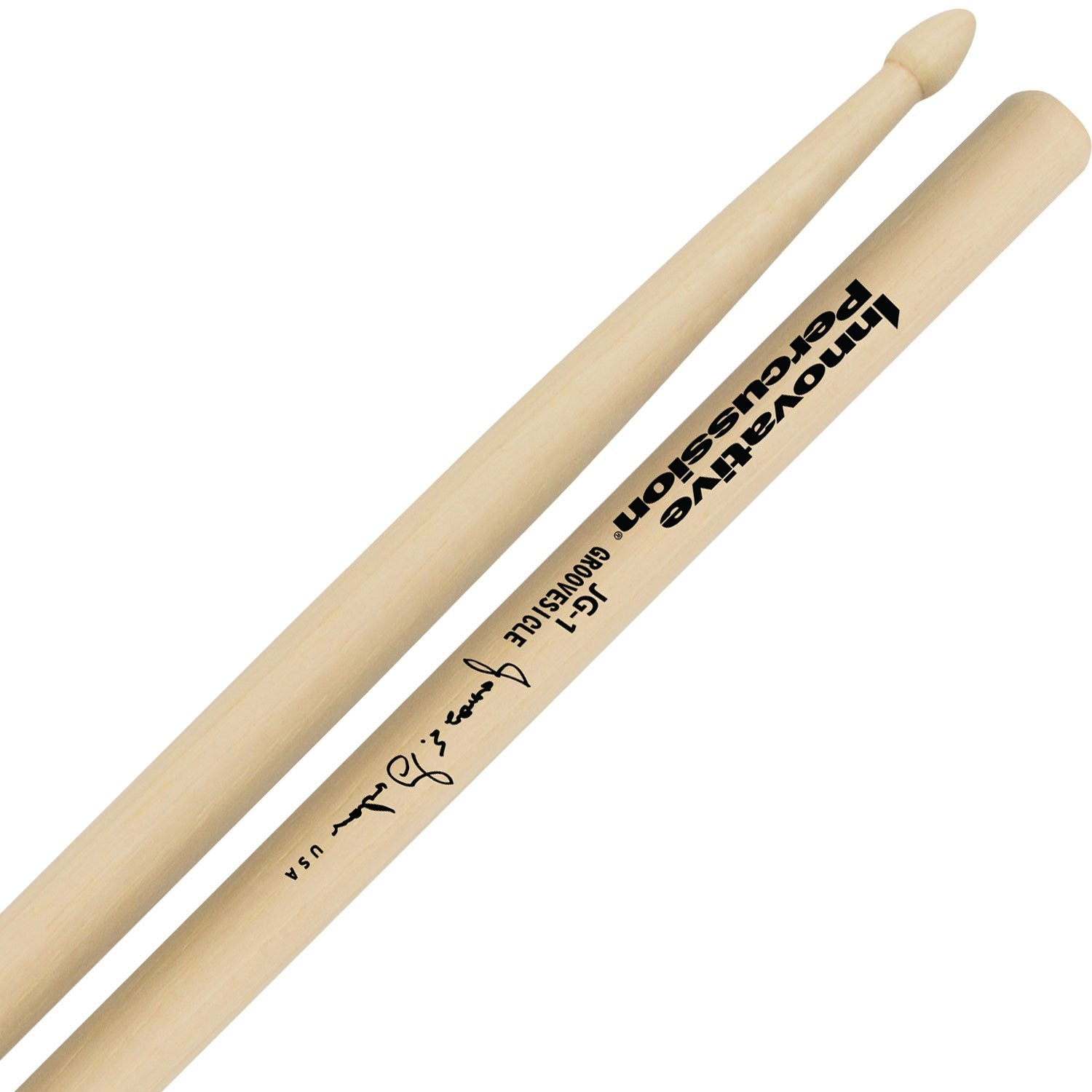 "Innovative Percussion - JG-1 James Gadson ""Groovesicle"" Signature Drumset Drumsticks"