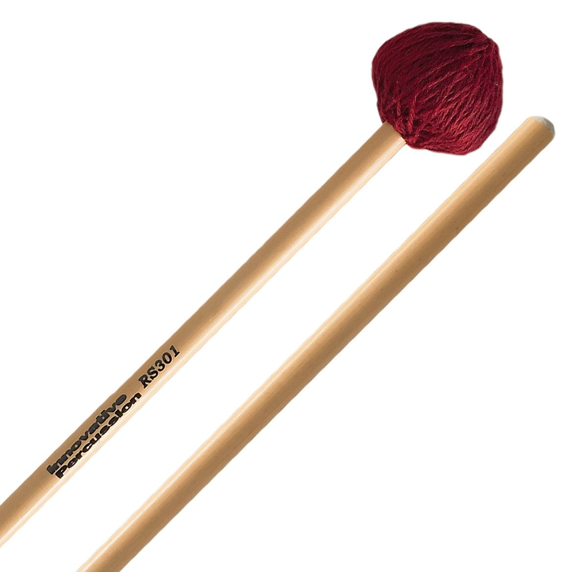 Innovative Percussion - Rattan Series Concert Vibraphone/Marimba Mallets-Percussion-Innovative Percussion-RS301 Hard-Music Elements
