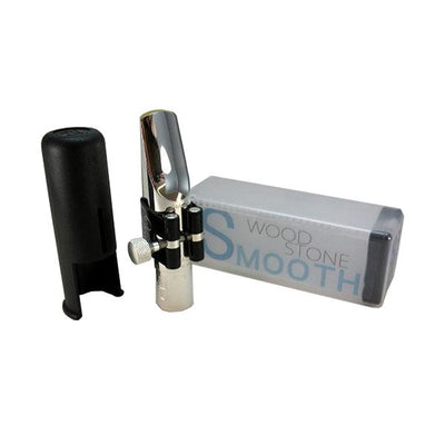 Ishimori WoodStone - Metal/AM-2 Smooth Mouthpieces for Alto Saxophone-Saxophone-Ishimori WoodStone-Music Elements