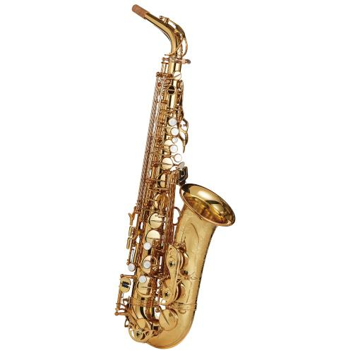 "Ishimori WoodStone - ""New Vintage"" GL Alto Saxophone (with High F# Key)-Saxophone-Ishimori WoodStone-Music Elements"