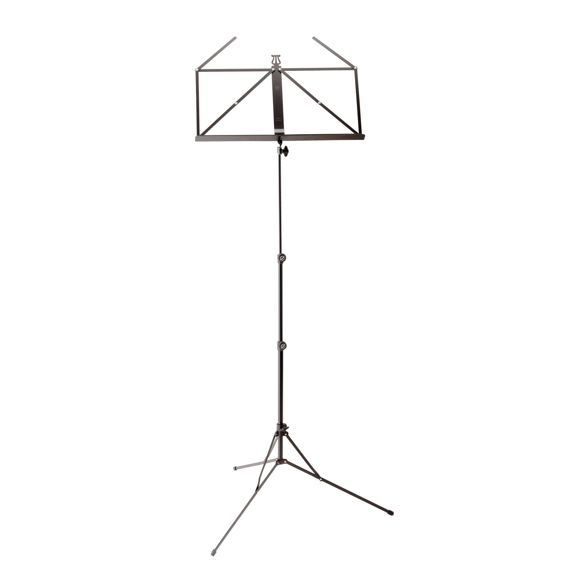 König & Meyer - 101 Baseline Music Stands with Collapsible Desk-Music Stand-König & Meyer-Music Elements