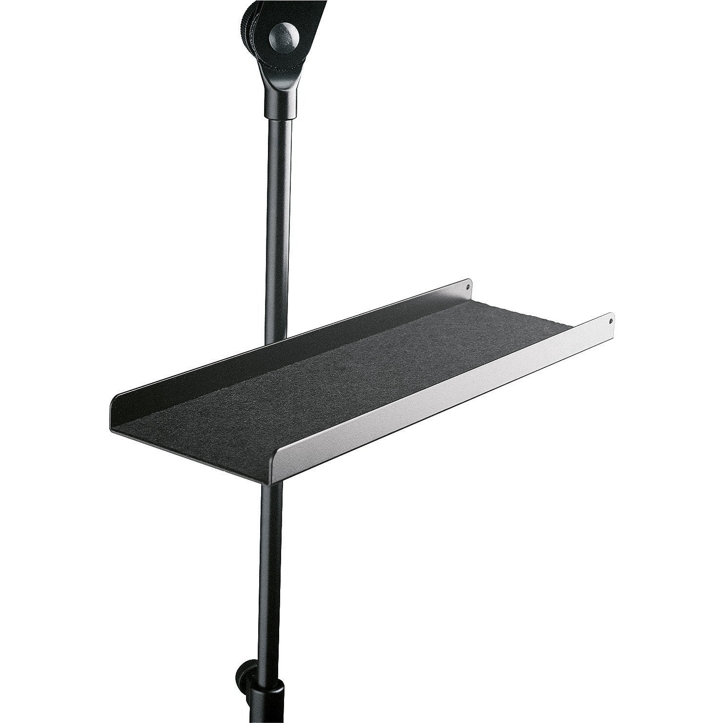 König & Meyer - 12218 Aluminium Tray (Attachable to Stands)-Music Stand-König & Meyer-Music Elements
