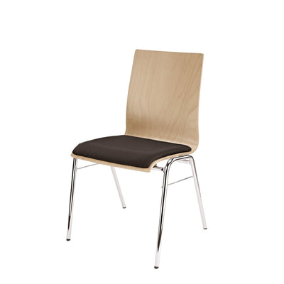 König & Meyer - 13410/13415 Stacking Chairs-Instrument Stand-König & Meyer-Beech Wood-Music Elements