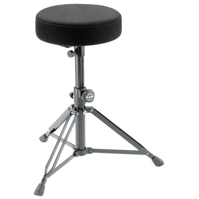 König & Meyer - 14015/14016 Topline Drummer's Thrones-Instrument Stand-König & Meyer-Fabric (14016)-Music Elements