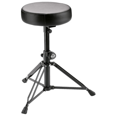 König & Meyer - 14015/14016 Topline Drummer's Thrones-Instrument Stand-König & Meyer-Imitation Leather (14015)-Music Elements