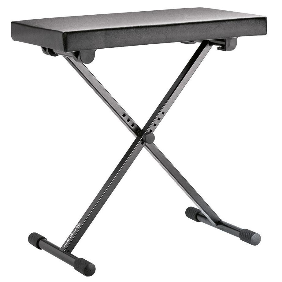 König & Meyer - 14065/14066 Keyboard Benches-Instrument Stand-König & Meyer-Imitation Leather (14065)-Music Elements