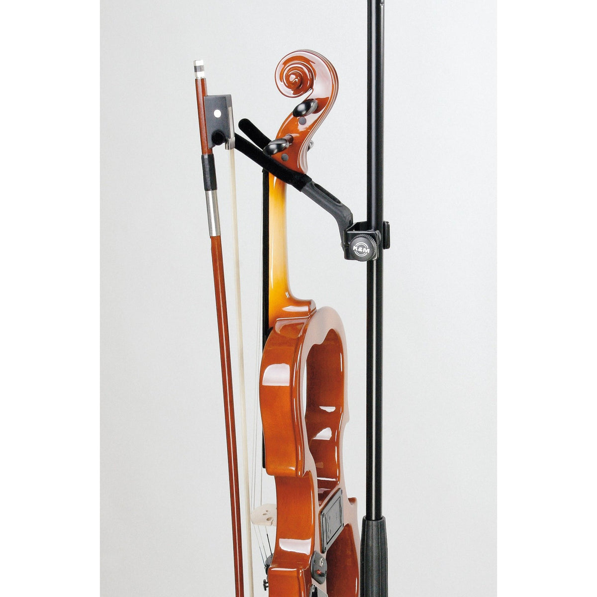 König & Meyer - 15580 Violin Holder (Attachable to Music Stands)-Instrument Stand-König & Meyer-Music Elements