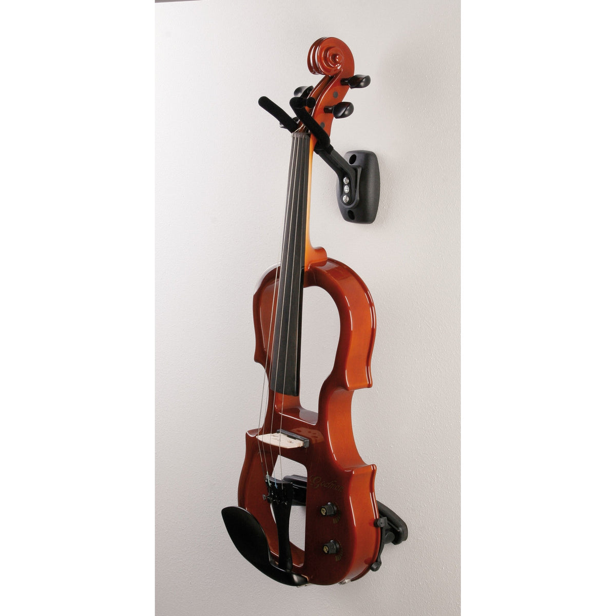 König & Meyer - 16580 Violin Wall Holder-Instrument Stand-König & Meyer-Music Elements