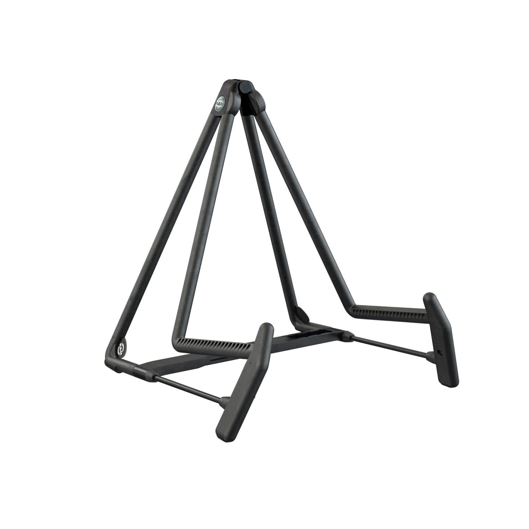 König & Meyer - 17580 <Heli 2> Acoustic Guitar/French Horn Stands-Instrument Stand-König & Meyer-Black-Music Elements