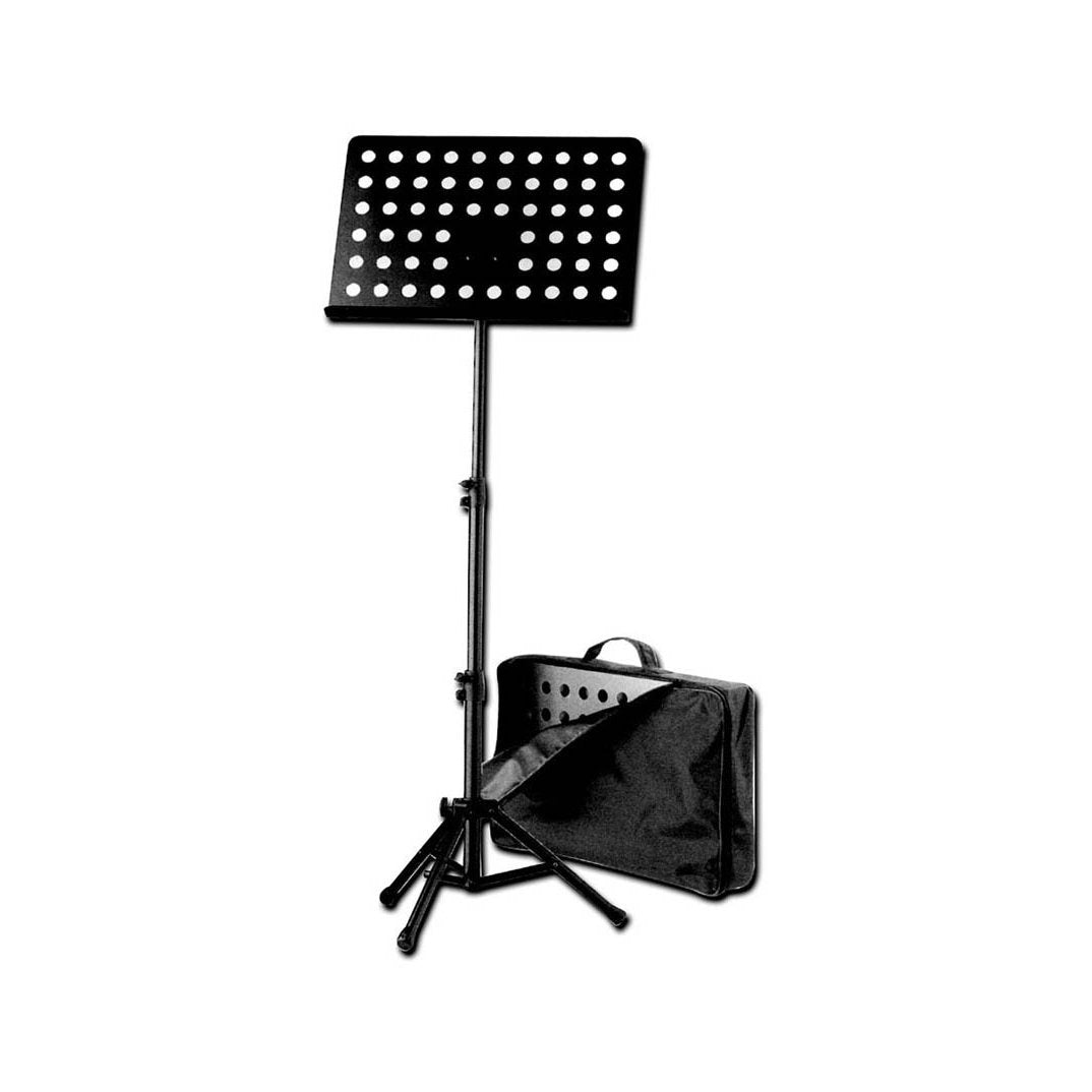 König & Meyer - 37885 Orchestra Stand with Carrying Case-Music Stand-König & Meyer-Music Elements