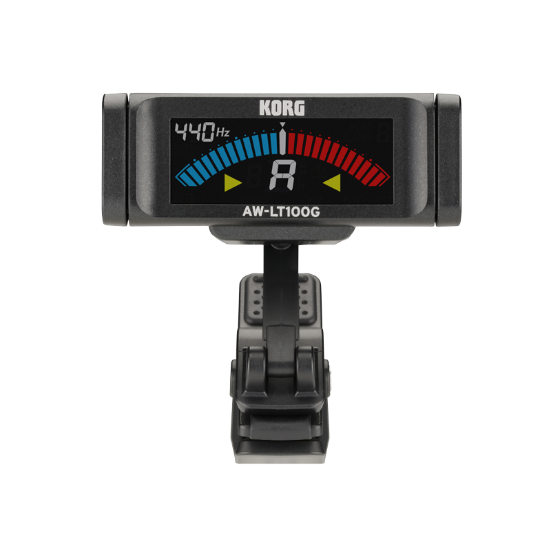 Korg - AW-LT100G Clip-On Tuner