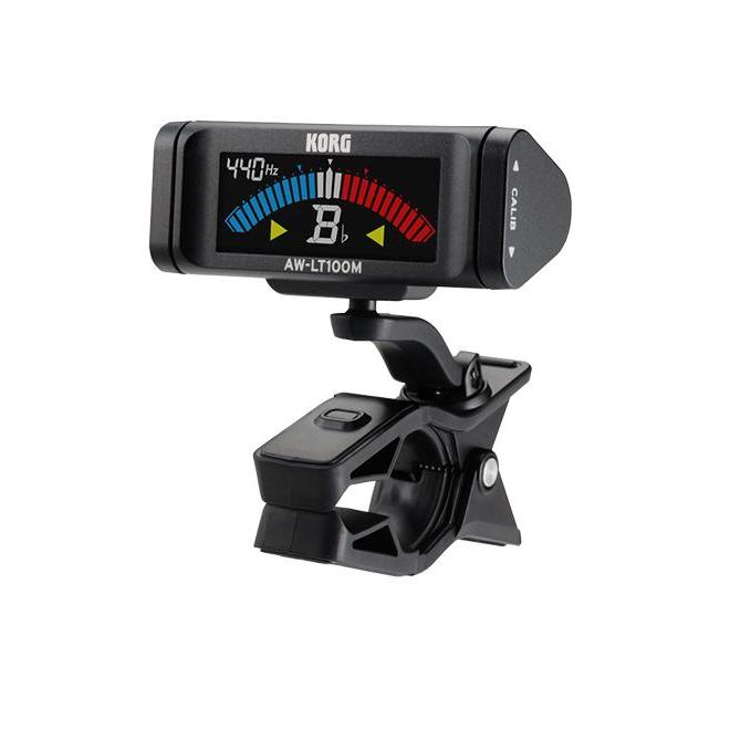 Korg - AW-LT100M Clip-On Tuner-Tuner & Metronome-Korg-Music Elements