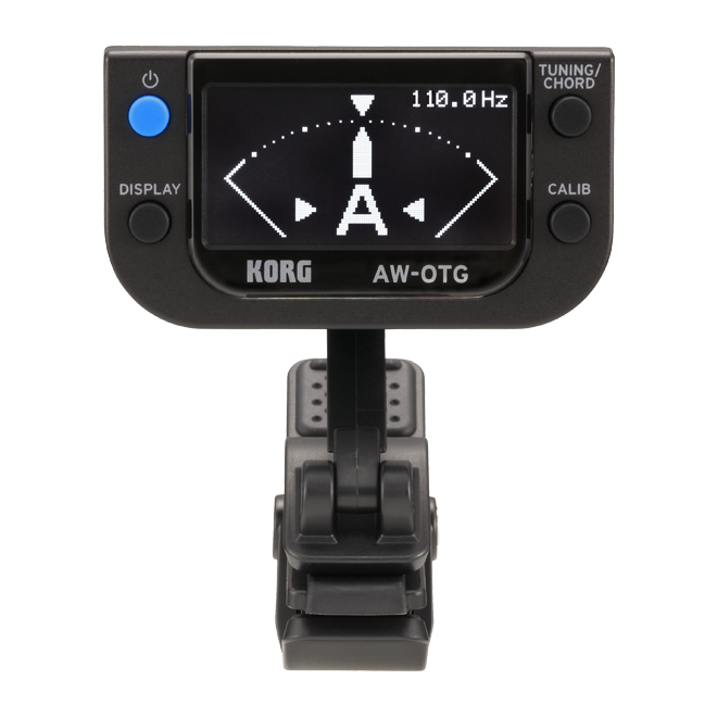 Korg - AW-OTG Clip-On Tuner