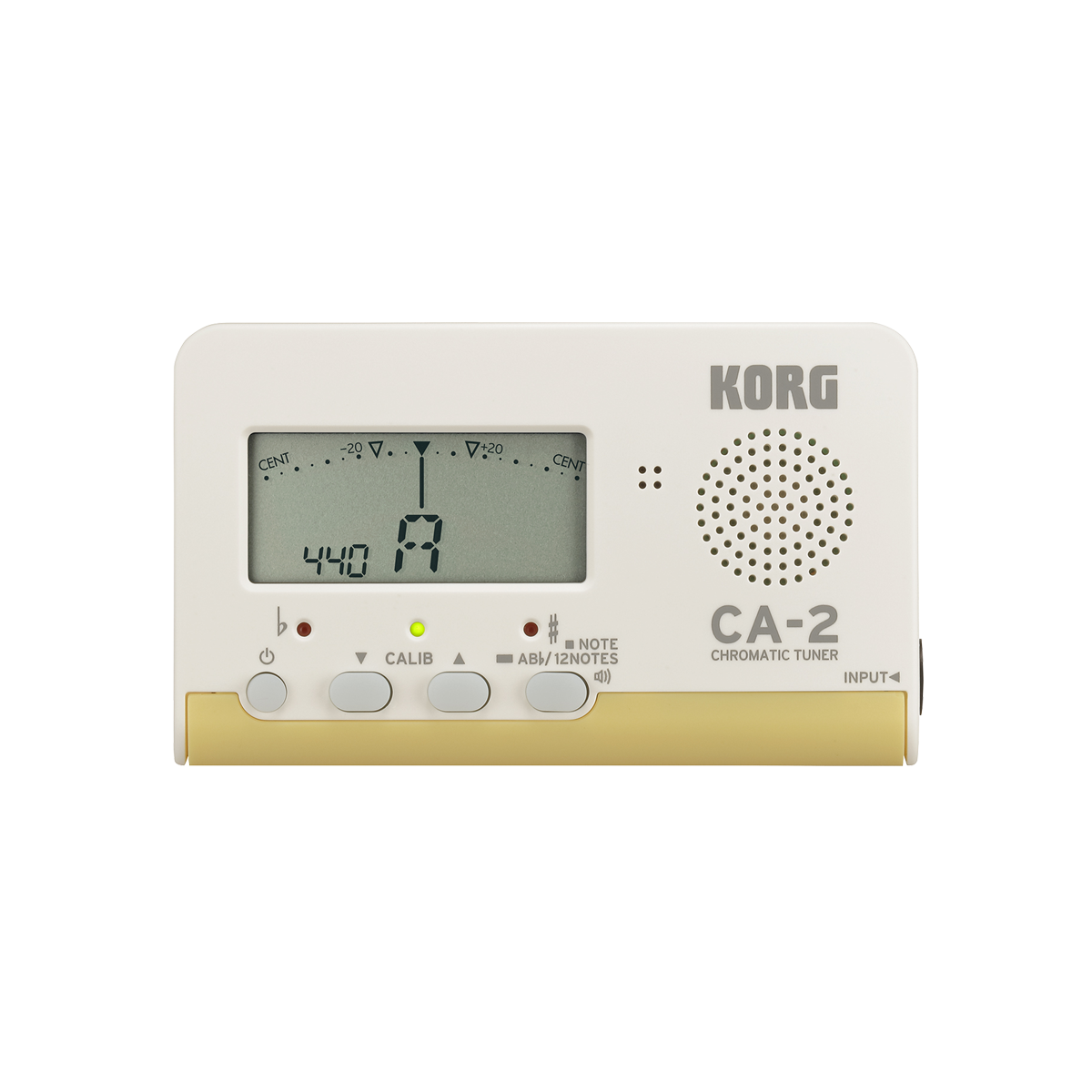 Korg - CA-2 Chromatic Tuner-Tuner & Metronome-Korg-Music Elements