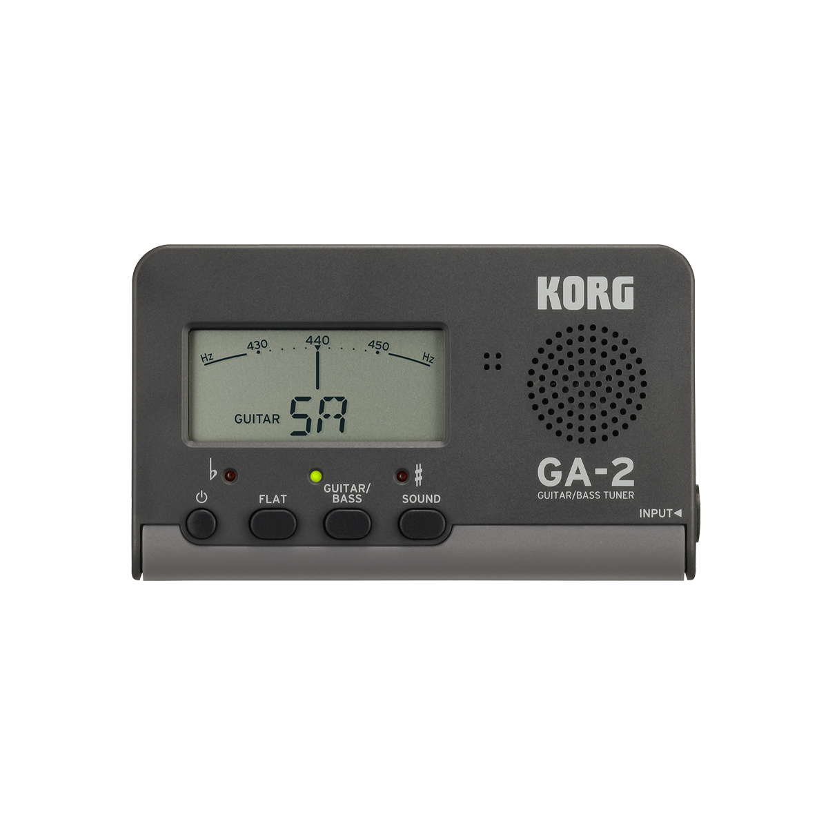 Korg - GA-2 Guitar/Bass Tuner-Instrument-Korg-Music Elements