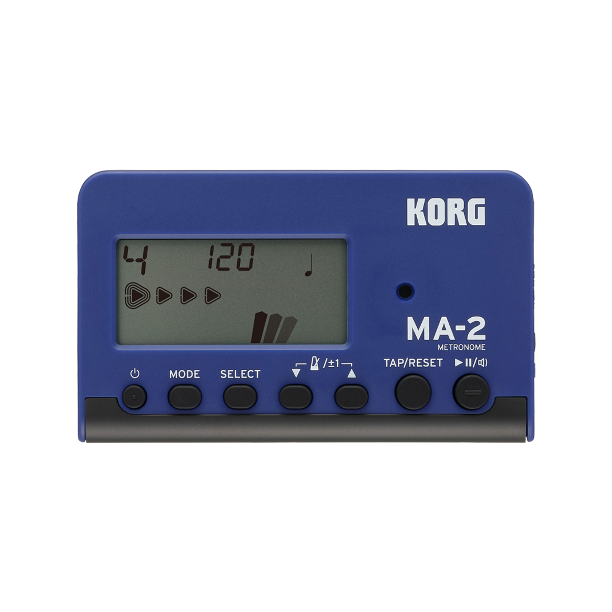 Korg - MA-2 Metronomes-Tuner & Metronome-Korg-Blue Black-Music Elements