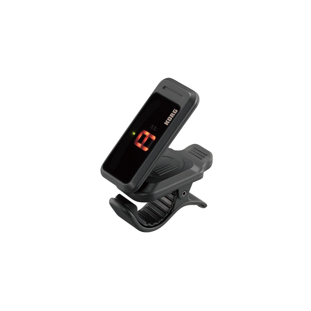 Korg - PC-1 Pitchclip Clip-on Chromatic Guitar Tuner-Tuner & Metronome-Korg-Music Elements