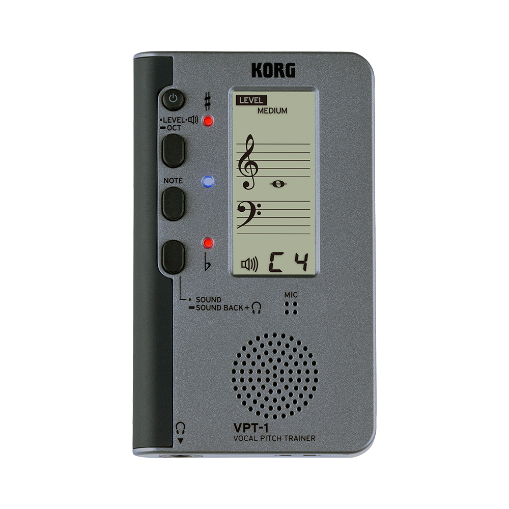 Korg - VPT-1 Vocal Pitch Trainer
