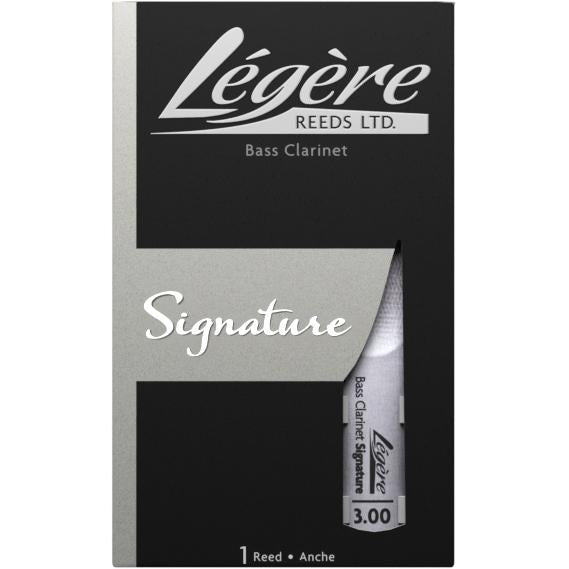 Légère - Signature Series Bass Clarinet Reeds