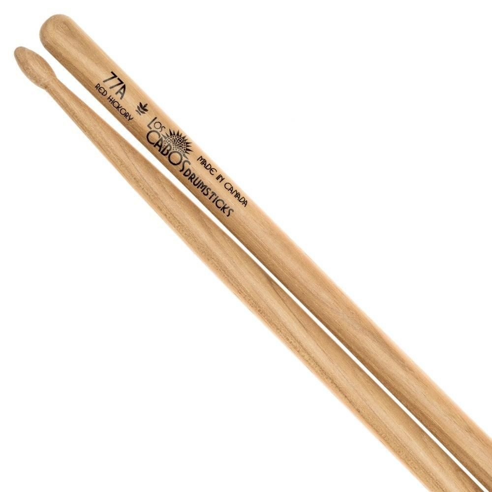Los Cabos - 77A Red Hickory Drumsticks-Percussion-Los Cabos-Music Elements