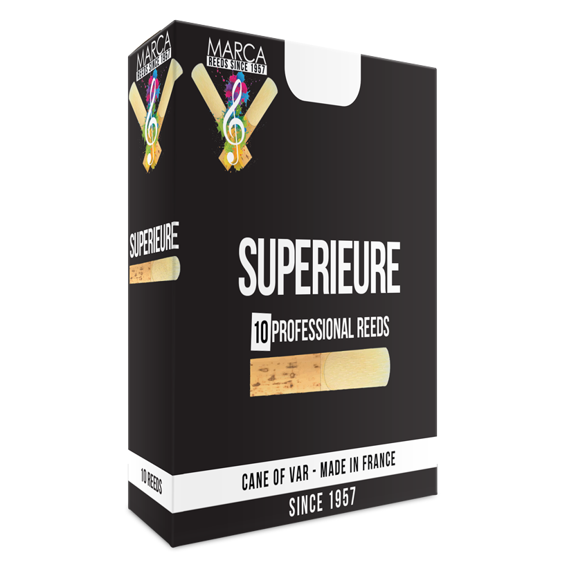 Marca - Superieure Alto Saxophone Reeds-Reed-Marca-Music Elements