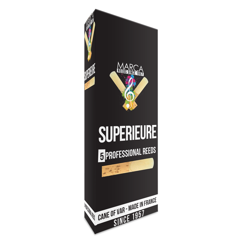 Marca - Superieure Bass Clarinet Reeds-Reed-Marca-Music Elements