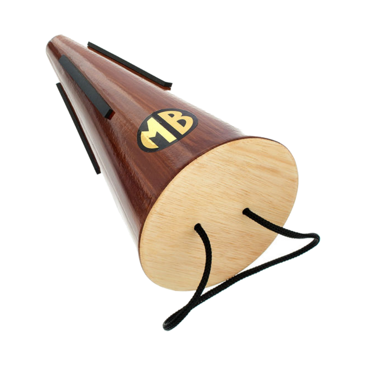 Marcus Bonna - Tunable Straight Mute for French Horn (Wood/Cardboard)-Mute-Marcus Bonna-Music Elements