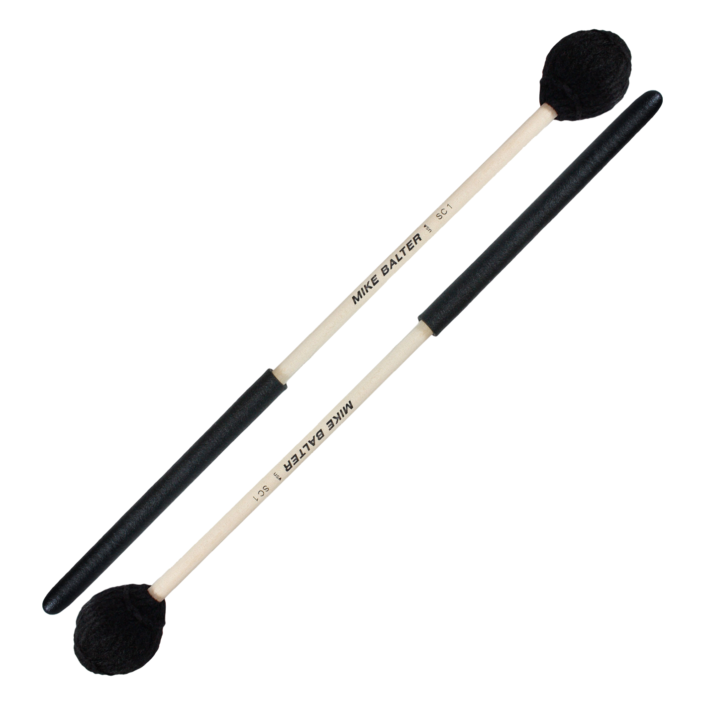 Mike Balter - SC1 Medium Hard Suspended Cymbal Mallets-Percussion Accessories-Mike Balter-Music Elements
