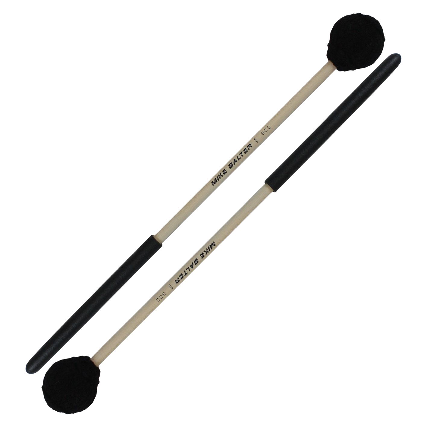 Mike Balter - SC2 Medium Soft Suspended Cymbal Mallets-Percussion Accessories-Mike Balter-Music Elements