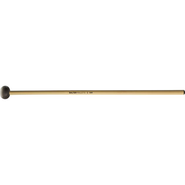 Mike Balter - Unwound Series Xylophone/Bell Mallets-Percussion-Mike Balter-B3: Brown Rubber - Medium Soft-Rattan (R)-Music Elements
