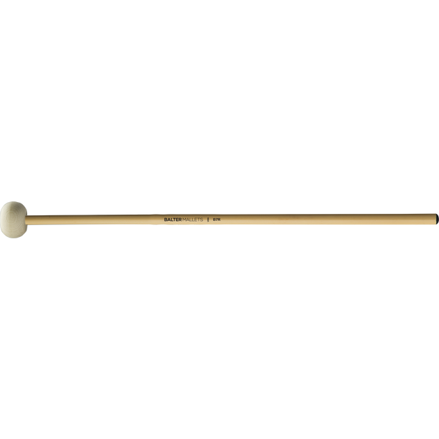 "Mike Balter - Unwound Series Xylophone/Bell Mallets-Percussion-Mike Balter-B7: 1 1/4"" Maple - Hard-Rattan (R)-Music Elements"