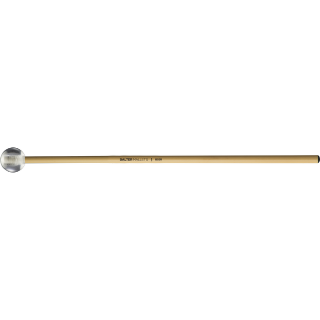 "Mike Balter - Unwound Series Xylophone/Bell Mallets-Percussion-Mike Balter-B92: 1 1/8"" Lexan - Hard-Rattan (R)-Music Elements"