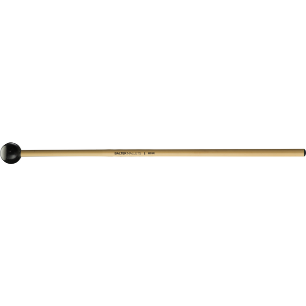 "Mike Balter - Unwound Series Xylophone/Bell Mallets-Percussion-Mike Balter-B93: 1"" Phenolic - Extra Hard-Rattan (R)-Music Elements"