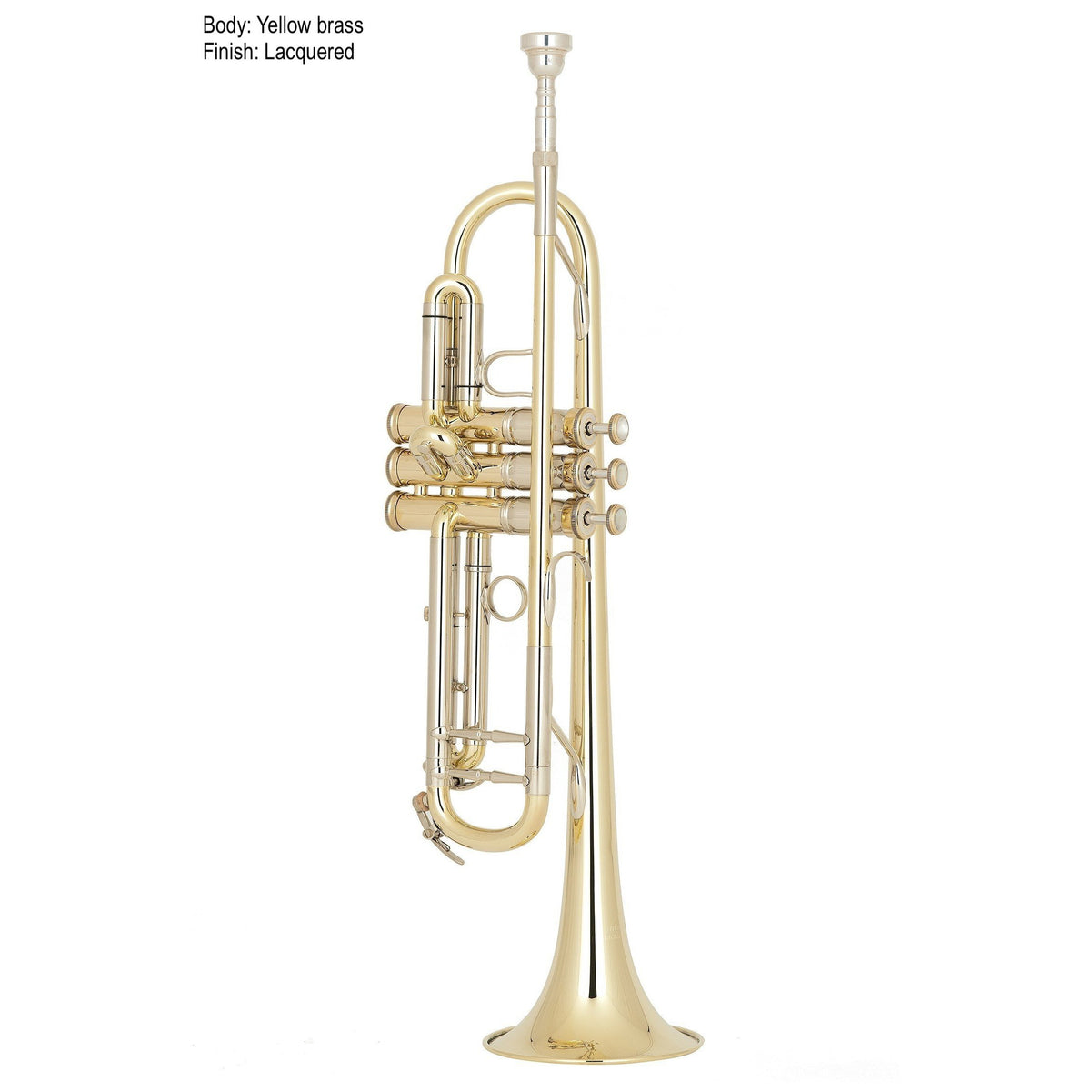 Miraphone - M3050 Bb Piston Trumpets-Trumpet-Miraphone-Music Elements