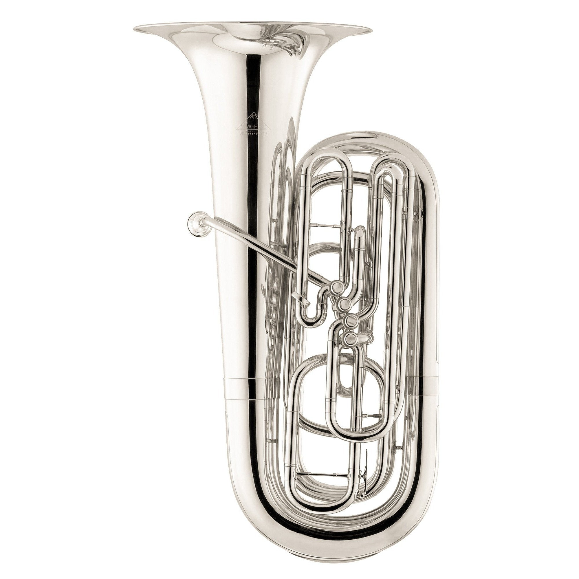 Miraphone - Model 1272 BBb Tubas-Tuba-Miraphone-Music Elements